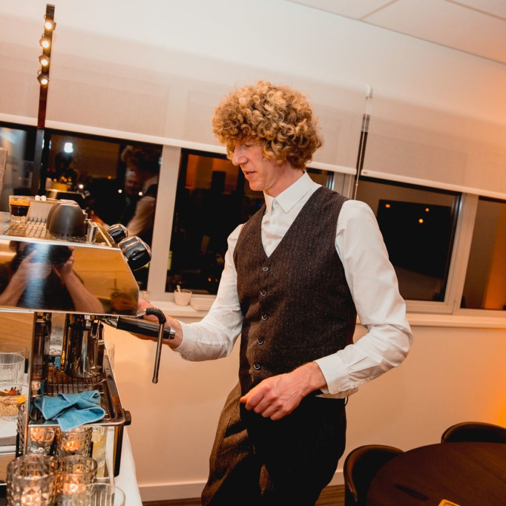 freelance barista