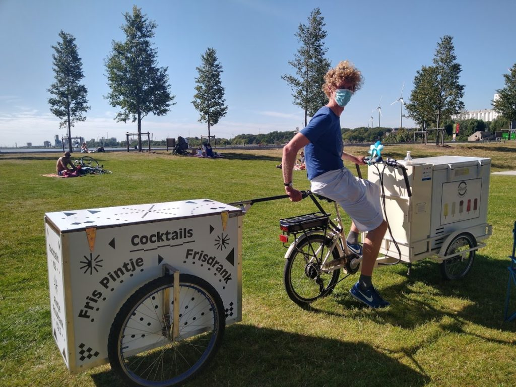 ijsbakfiets